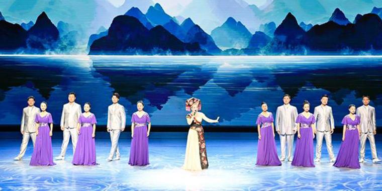 中华民族一家亲的时代赞歌——记第六届全国少数民族文艺会演